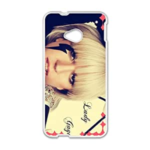 Lady GaGa Hot Seller Stylish High Quality Hard Case For HTC M7
