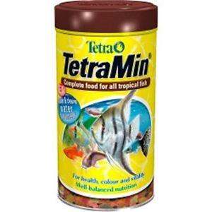 Tetramin 1 Litro 200 gramos Comida para peces tropicales
