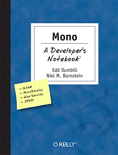 Mono: A Developer's Notebook