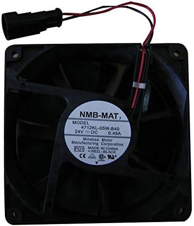 ABB FAN 4712KL-05W-B40-PQ1 Lüfter für ACS800 Frequenzumrichter 24VDC 0.48A