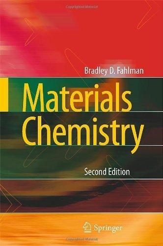 Materials Chemistry by Fahlman, Bradley D.(June 10, 2011) - Materials Chemistry Fahlman