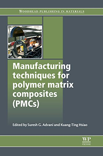 Manufacturing Techniques for Polymer Matrix Composites (PMCs) (Woodhead Publishing Series in Composites Science and Engineering) (Manufacturing Techniques For Polymer Matrix Composites Pmcs)