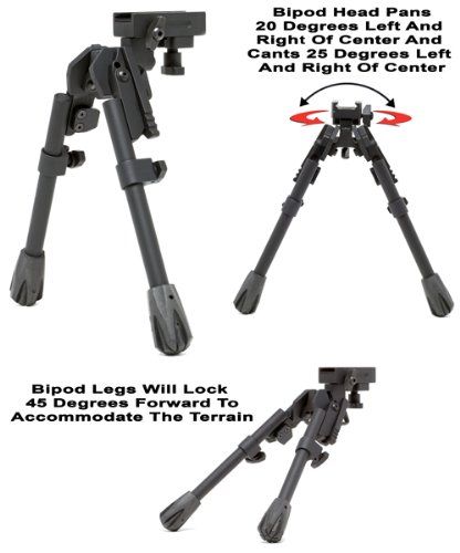 GG&G XDS-2 Tactical Bipod by G&G (Image #1)