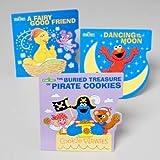 Sesame Street Glitter Board Books 48 pcs sku# 1184178MA