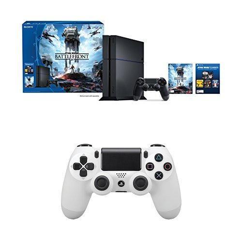 PlayStation 500GB Console Battlefront Controller 4