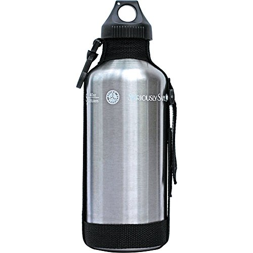 New Wave 40oz Stainless Steel Personal Water Bottle