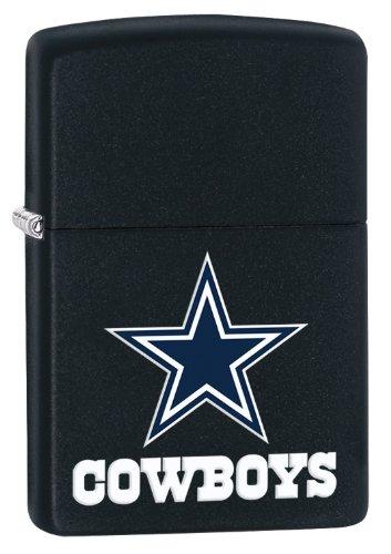 Nfl Zippo Lighter Zippo (Zippo Lighter - NFL Dallas Cowboys Black Matte)