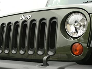 jeep wrangler 2015 black. jeep wrangler jk 20072015 black grille inserts 2015