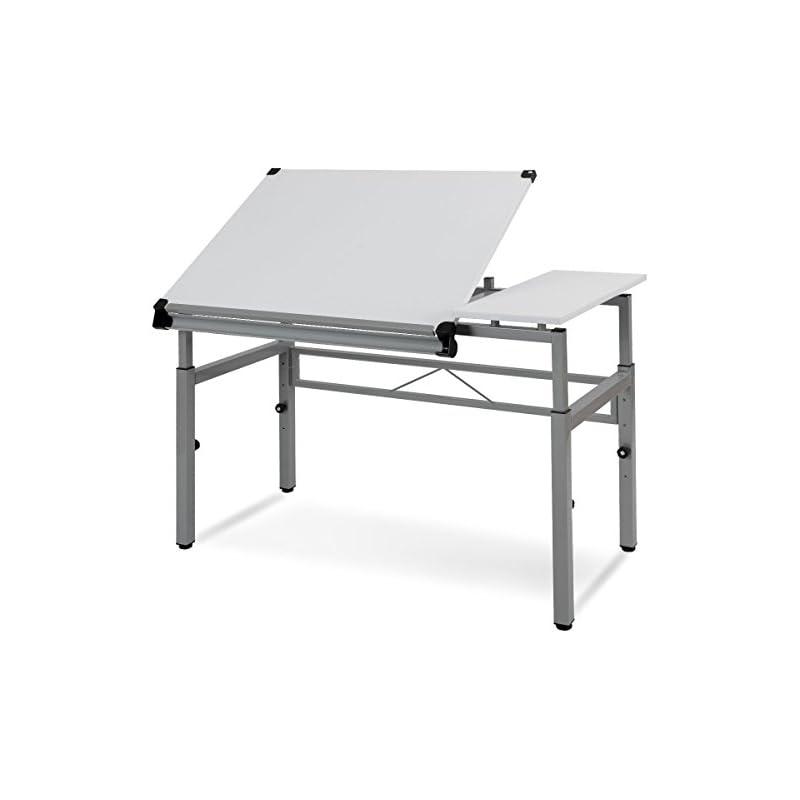 Tangkula Adjustable Drafting Table Art &