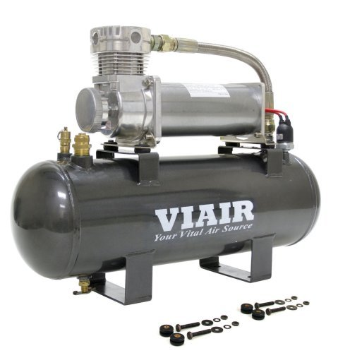 VIAIR PSI 2.0 Gal. Tank High-Flow-200 Air Source Kit 20008/with SPECIAL VIAIR GIFT