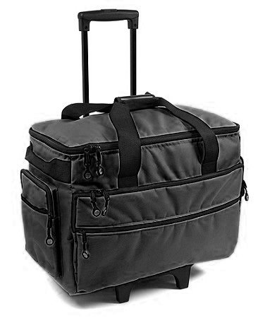 BlueFig TB19 Sewing Machine Trolley (Black)
