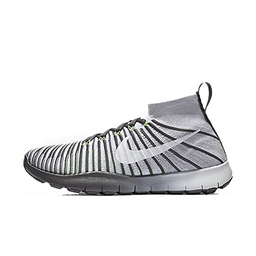 Nike Mens Free Train Force Vliegend / Training Schoenen Wit / Wit / Wolf Grijs