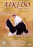 Aikido from A to Z Basic Techniques Vol.4