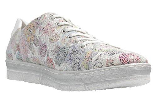 Remonte Damen D5803 Sneaker Ice-multi/bianco / 93