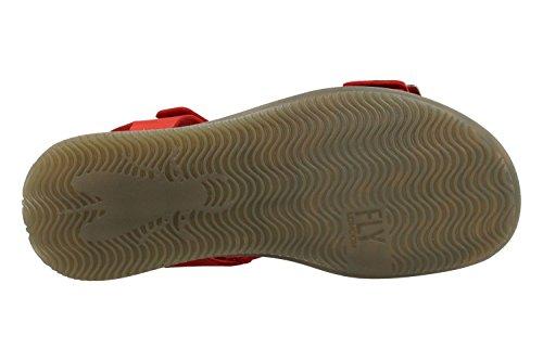 Sandali Di Londra Fly P144230004 Rosso