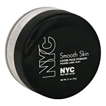 (6 Pack) NYC Smooth Skin Loose Face Powder Translucent
