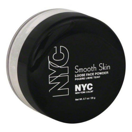 (6 Pack) NYC Smooth Skin Loose Face Powder - Naturally Beige by N.Y.C.