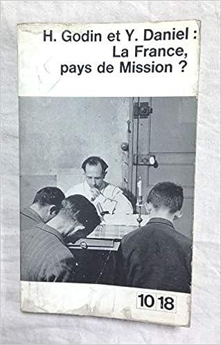 Francia, país de misión