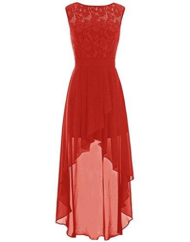 high low bridesmaid dresses - 8