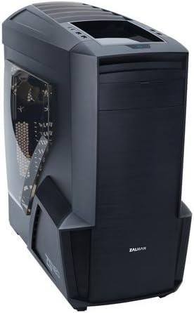 Zalman Z11 Neo Midi-Tower Negro - Caja de Ordenador (Midi-Tower, PC, Acrílico, Aluminio, Negro, ATX,Micro ATX, Juego): Zalman: Amazon.es: Informática