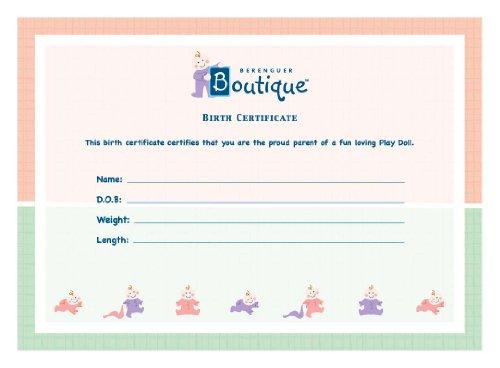 Amazon.com: JC Toys La Newborn Boutique - Realistic 14\