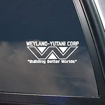 Amazon.com: VINYL ALIENS LV-426 HIVE WALL ART DECAL STICKER WINDOW ...