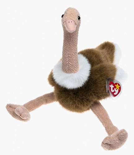(TY Beanie Buddy - Stretch to Ostrich by Beanie Buddies)
