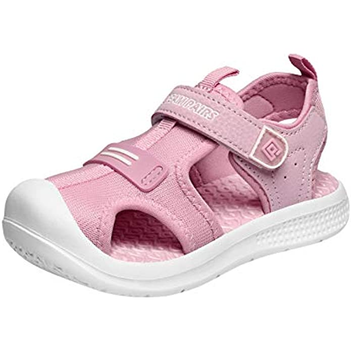 DREAM PAIRS Toddler Boys Girls Outdoor Summer Sports Sandals Water Shoes