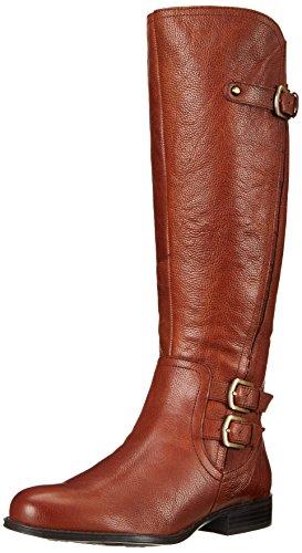 Women's Naturalizer 'Johanna' Knee High Boot Banana Size 6 M
