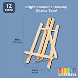 Bright Creations Tabletop Display Easel