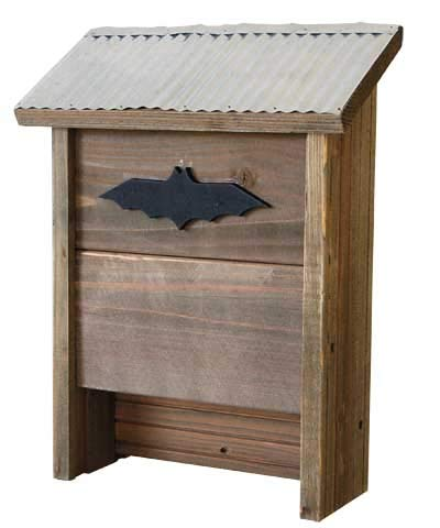 Woodlink 991099 Rustic Farmhouse, Large Bat House, 16'' H Wood by Woodlink (Image #1)
