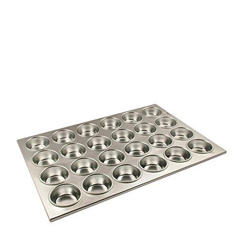 Crestware 24 Cup Aluminum Muffin Pan