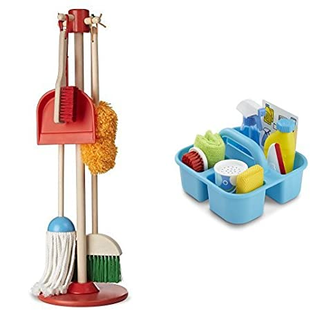 melissa doug lets play house cleaning bundle