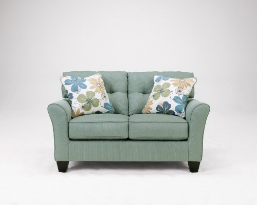 Signature Design by Ashley Kylee Lagoon Loveseat