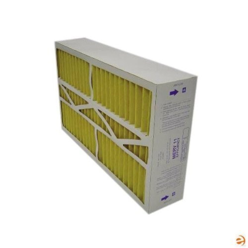 M1-1056 MERV 11 Replacement Media Air Filter for Series GMU/GBB Size 16x25x5 (Actual size: 15 3/8