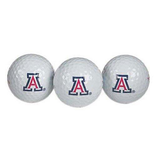 MacArthur Arizona Wildcats NCAA Golf Ball - Macarthur Shops