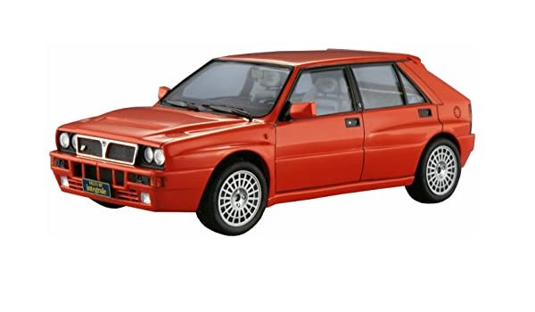 Amazon.com: 1/24 lunch Delta Integrale Evoluzione (CD9) (japan import): Toys & Games