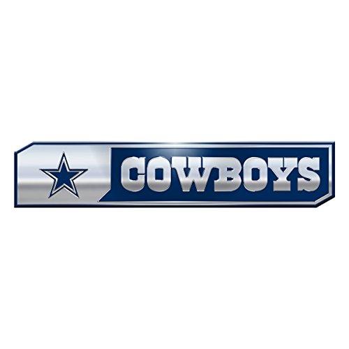 NFL Dallas Cowboys Truck Emblem, 2-Pack