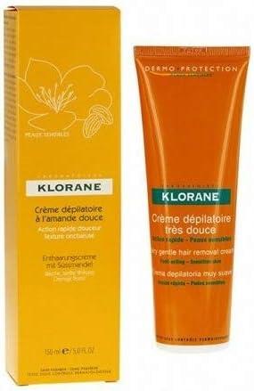 KLORANE - KLORANE Crema Depilatoria 150 ml: Amazon.es: Bebé