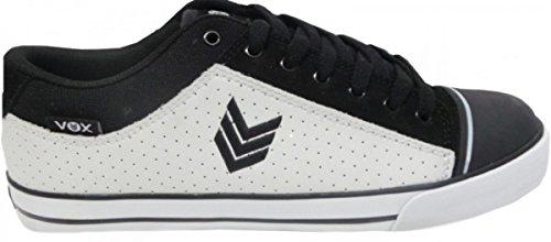 Vox Skateboard Schuhe Avenger Black/White/White