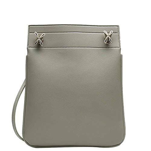 Lefthigh Women 2019 Messenger Bag Casual Shoulder Bag Simple High Capacity Casual Square Bag