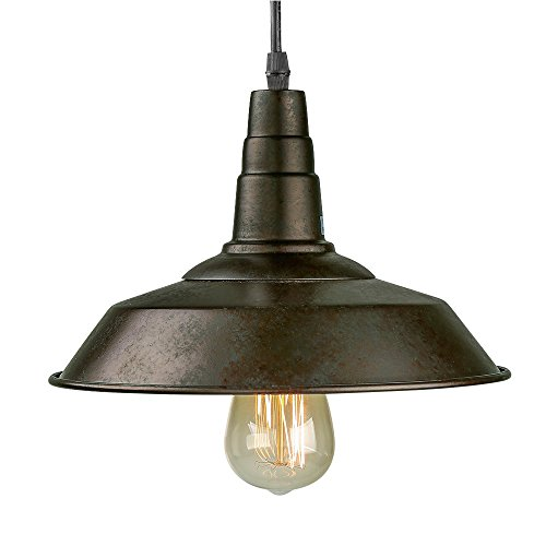 Country Barn Style Kitchen Light Fixtures: Amazon.com