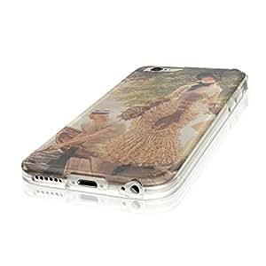 Colección 118, personalizado iPhone 6S más suave silicona Funda Carcasa Case, compatible con iPhone 6S Plus, color multicolor
