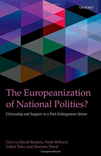 Europeanization of National Polities?: Citizenship and Support in a Post-Enlargement Union (IntUne) by Paolo Bellucci (2012-04-26)