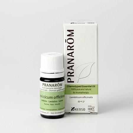 プラナロム ロベジ 5ml (PRANAROM ケモタイプ精油) B06W9GQW27
