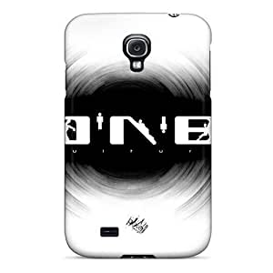 GQIWR4122jOZea Tpu Case Skin Protector For Galaxy S4 Drum N Bass With Nice Appearance