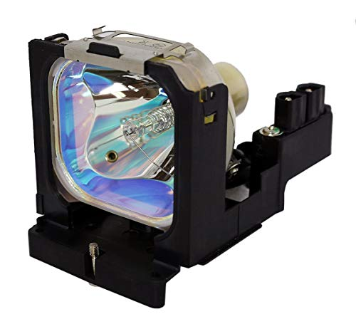 (GOLDENRIVER POA-LMP86 / 610 317 5355 Projector Lamp with Original Bulb and Generic Housing Compatible with SANYO PLV-Z1X / PLV-Z3 Projectors)