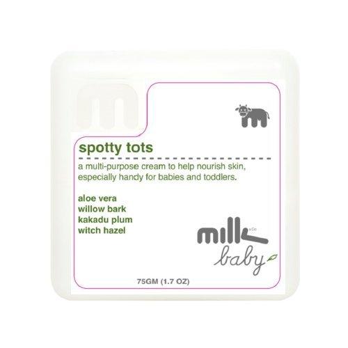 Milk & Co. Baby and Children's Natural Spotty Tots Multi-purpose Cream, 1.7 ounce