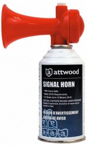 Attwood 11837-7 Signal Boat Horn