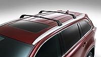 2014-2017 Toyota Highlander XLE Limited Cross Bars Roof Racks